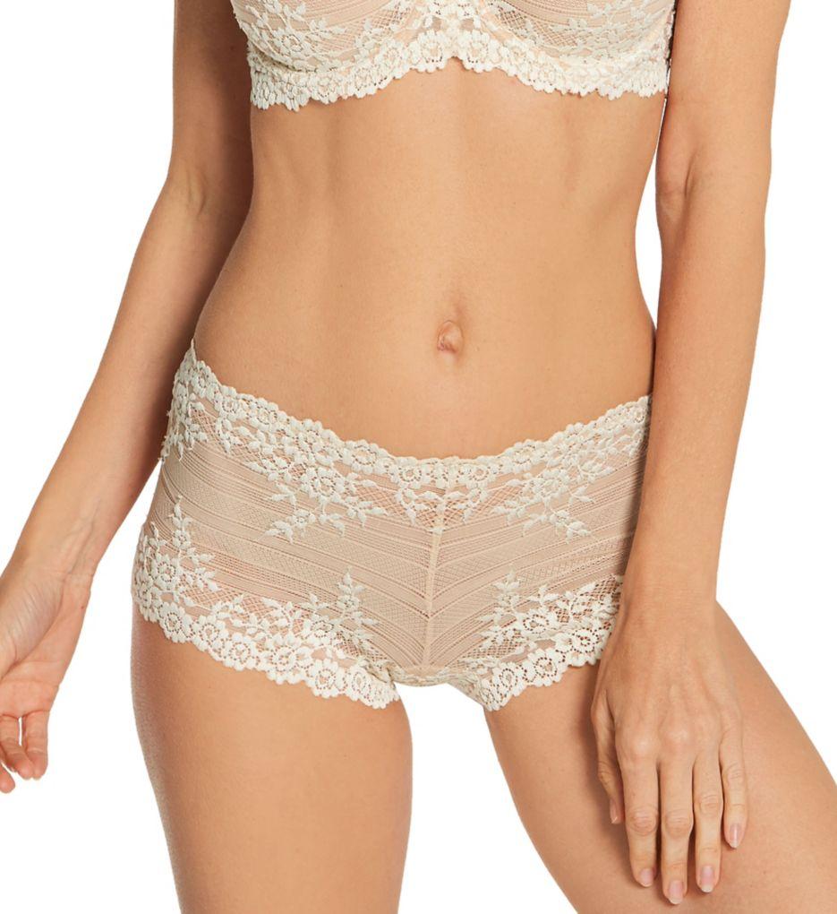 Wacoal Embrace Lace Boyshort Panty