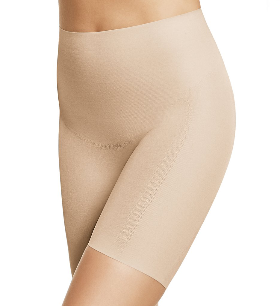 Wacoal >> Wacoal 804258 Zoned 4 Shape Long Leg Shaper (Sand S)