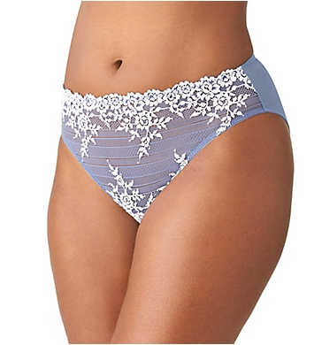 Wacoal Embrace Lace Hi Cut Brief Panty