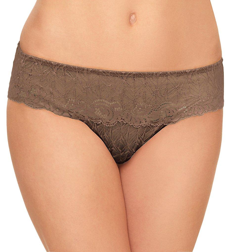Wacoal - Wacoal 843295 Vivid Encounter Bikini Panty (Deep Taupe S)