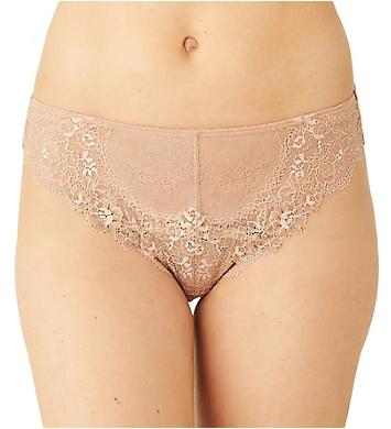 Wacoal Level Up Lace Bikini Panty