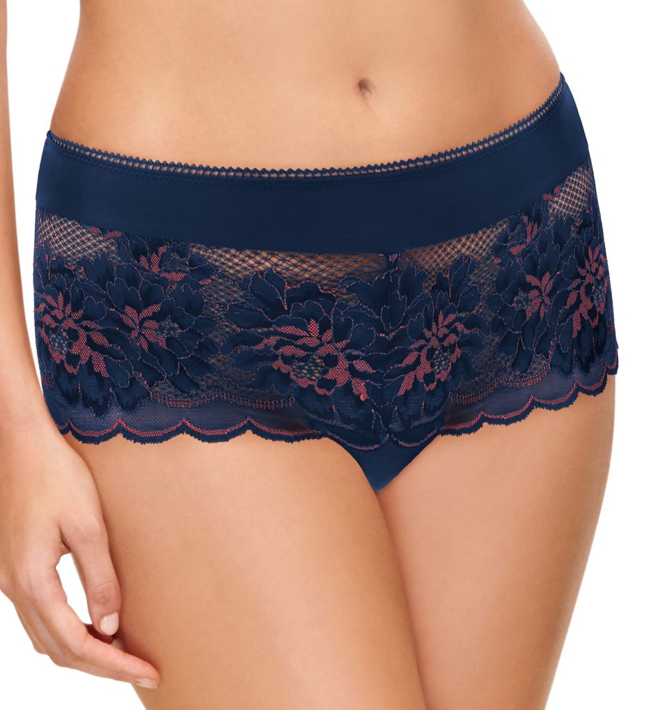 Wacoal Fire and Lace Hipster Panty
