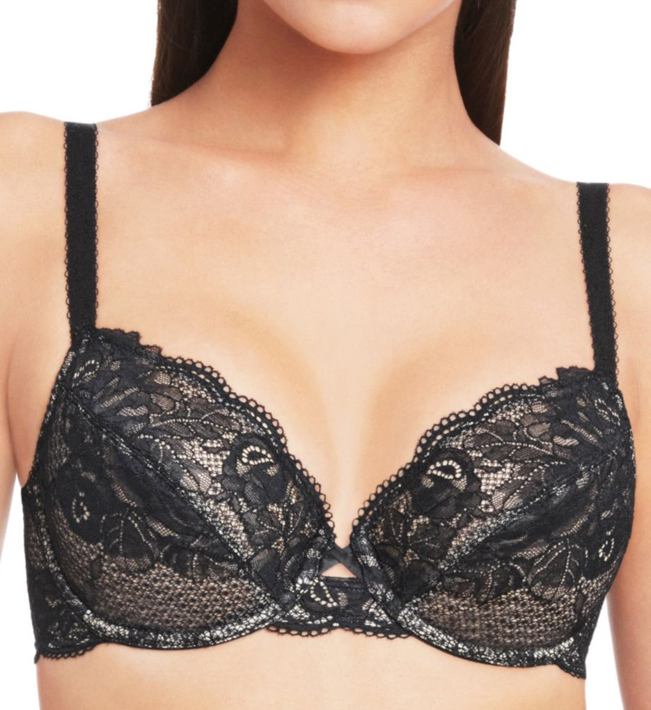 Wacoal So Sophisticated Two Part Cup Underwire Bra