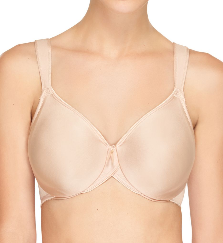 Wacoal BodySuede Full Figure Seamless Bra