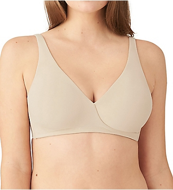 Wacoal How Perfect Full Figure Wirefree Bra