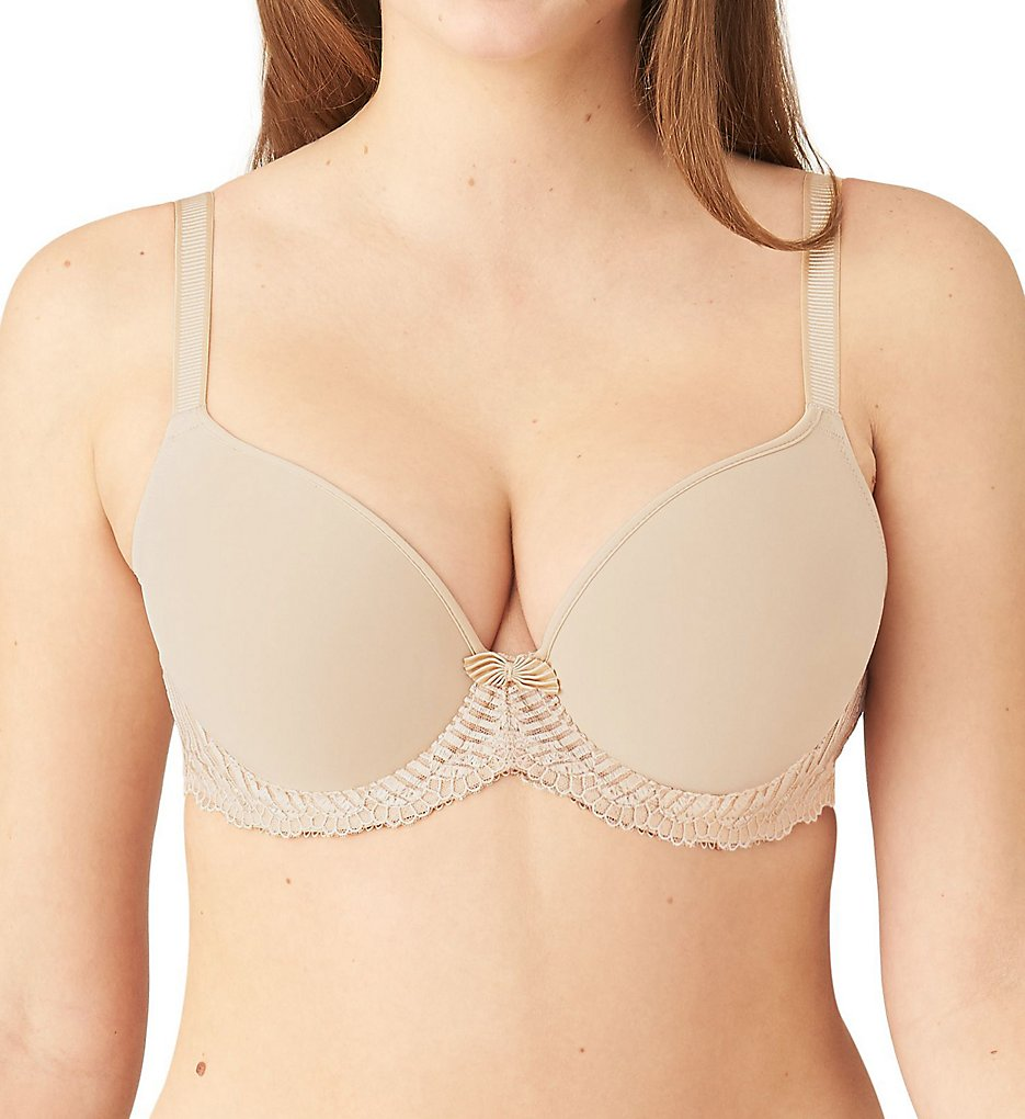 Wacoal 853117 La Femme Underwire T-Shirt Bra (Sand)