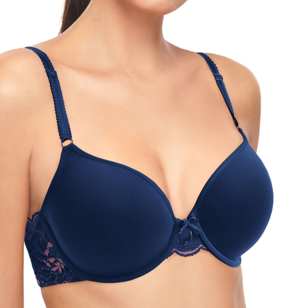 Wacoal Fire and Lace Contour Underwire Bra
