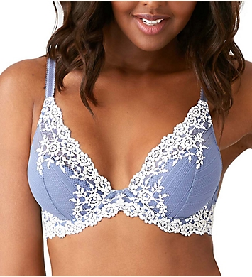 Wacoal Embrace Lace Plunge Underwire Bra