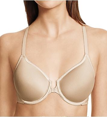 Wacoal Basic Beauty Front Close Underwire T-shirt Bra