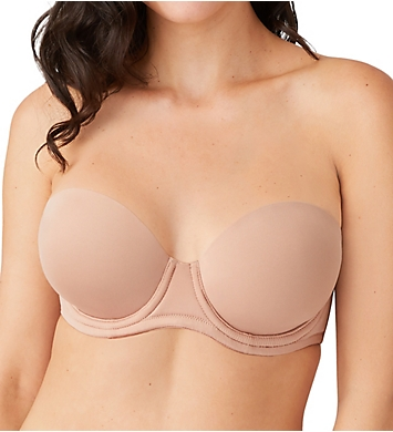Wacoal The Red Carpet Strapless Full-Busted Underwire Bra