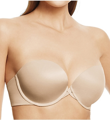 Wacoal Amazing Assets Smoothing Strapless Push Up Bra