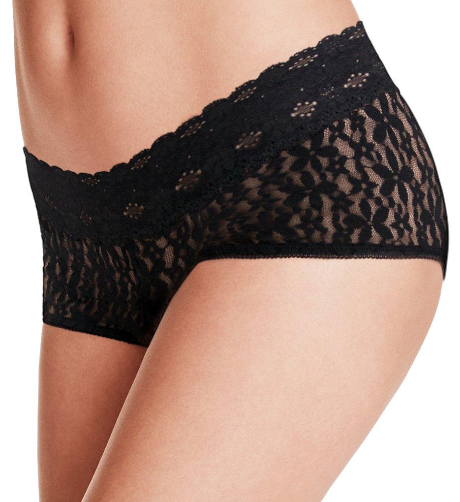 Wacoal 870205 Halo Lace Boyshort Panty