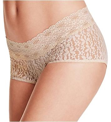 Something is. Halo lace bikini panty wacoal