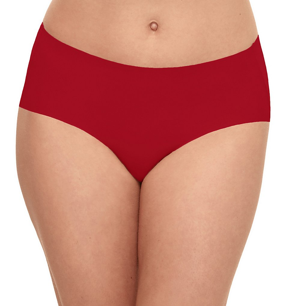 Wacoal - Wacoal 870343 Flawless Comfort Hipster Panty (Barbados Cherry L/XL)