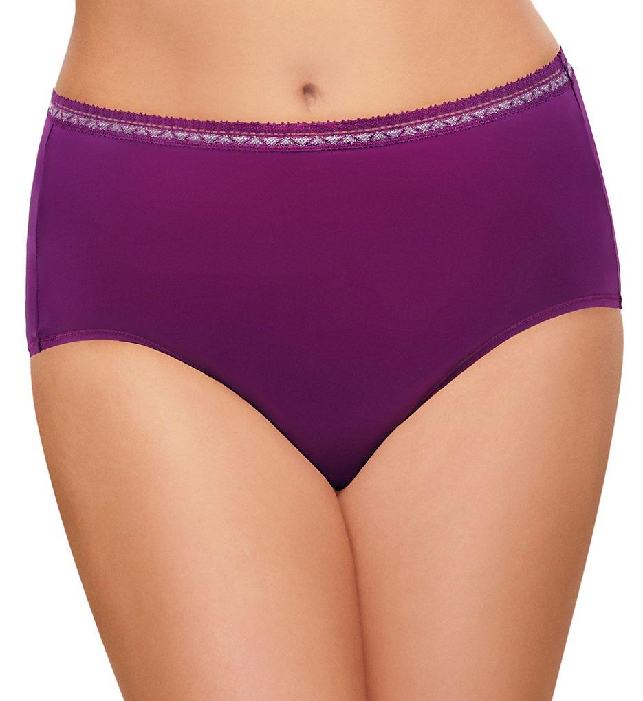 Wacoal - Wacoal 870413 Perfect Primer Brief Panty (Hollyhock S)