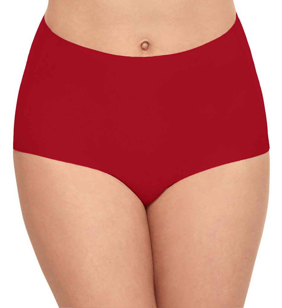 Wacoal - Wacoal 870443 Flawless Comfort Brief Panty (Barbados Cherry S/M)