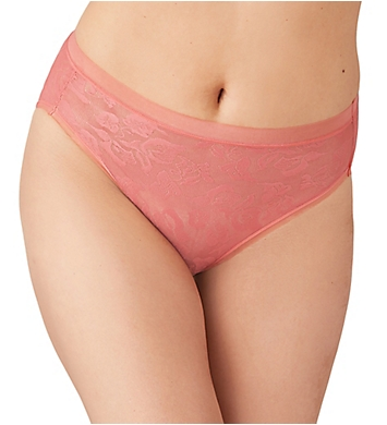 Wacoal Awareness Hi Cut Brief Panty
