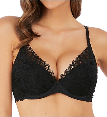 Wacoal Raffine Plunge Push Up Bra