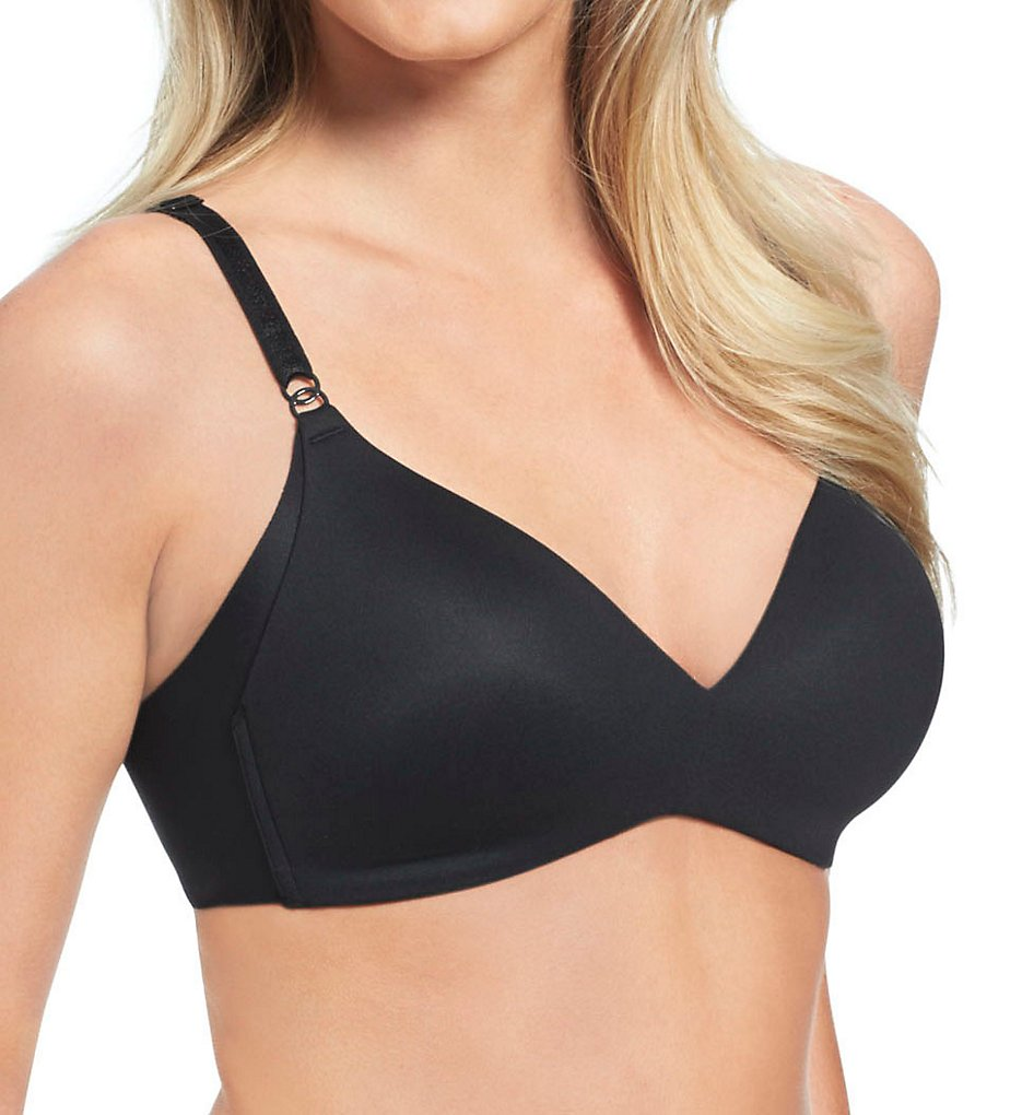 Warner's 1056 No Side Effects Wire-Free Bra