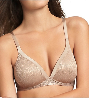 Warner's Back to Smooth Wire Free Contour with Lift Bra