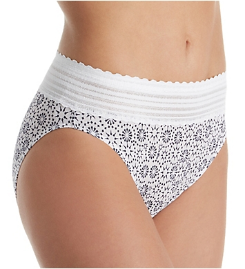 Warner's No Pinching No Problems Hi-Cut with Lace - 3 Pack