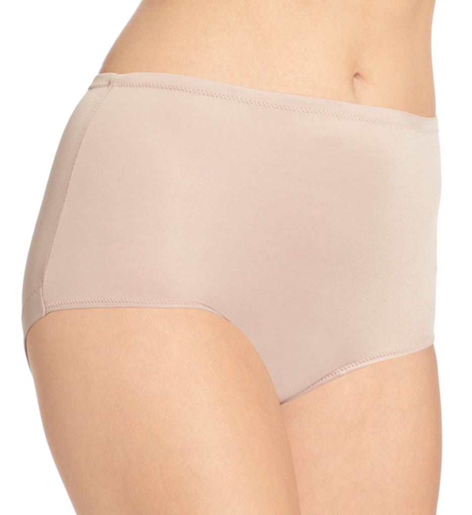 Warner's No Wedgies, No Worries Modern Brief Panty