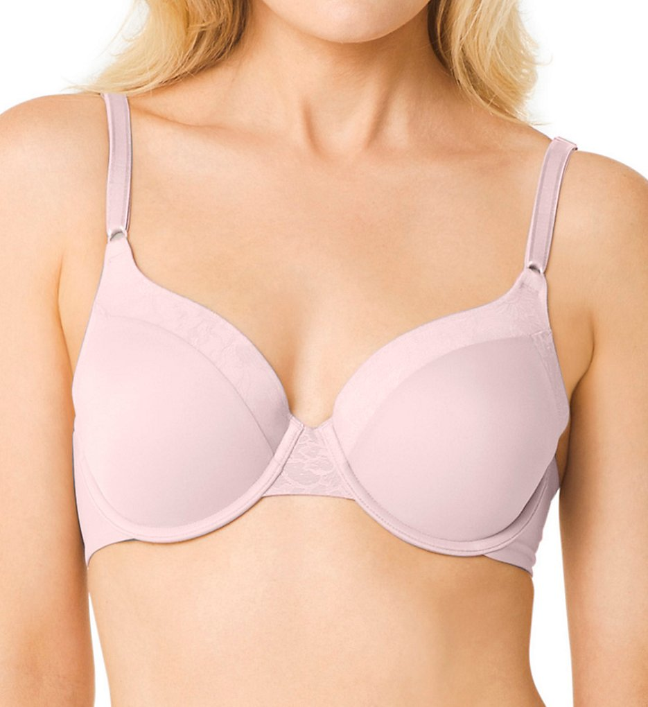 Warners - Warners RF2801A Smooth FX Underwire Contour Bra (Rosewater 40D)