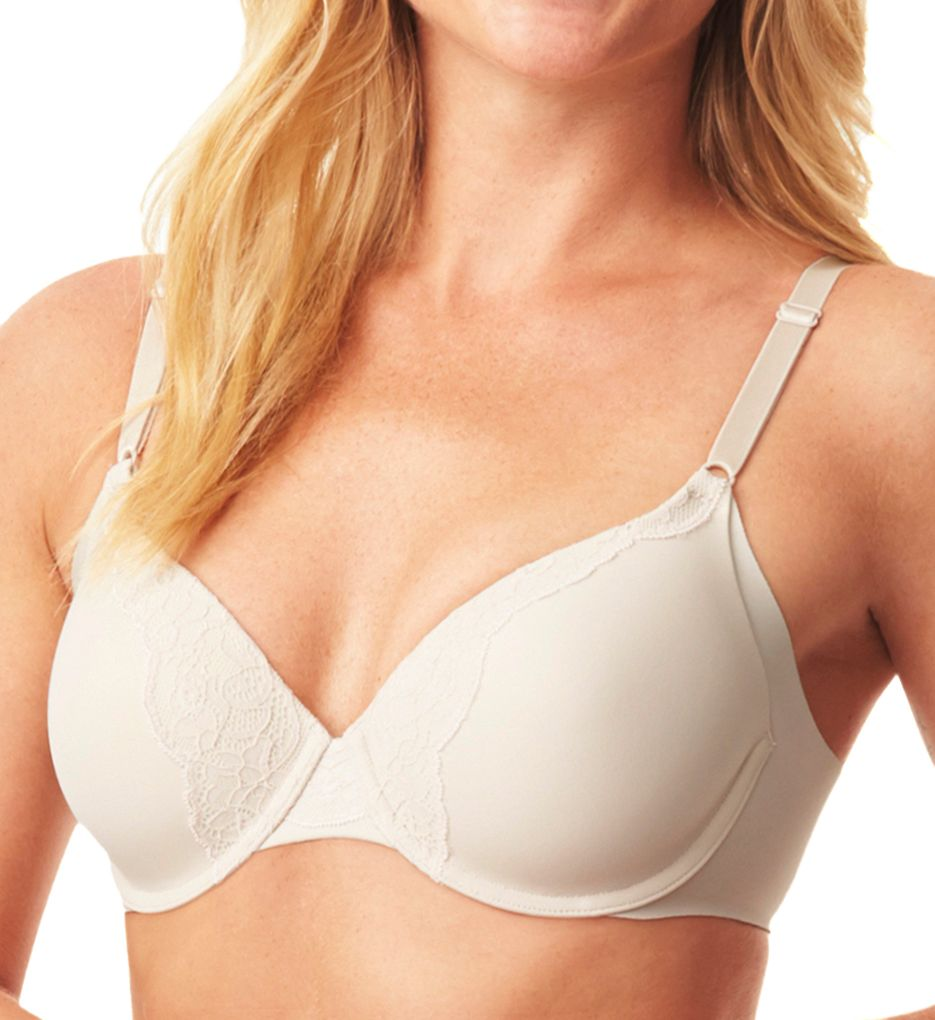 Warner's No Side Effects Underwire Bra with Lace