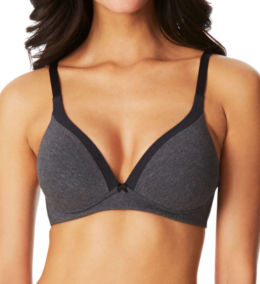 Warner's Invisible Bliss Cotton Wirefree Bra with Lift
