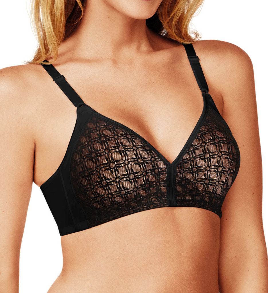 Warner's Just You Wire Free 2-Ply Bra with Lace