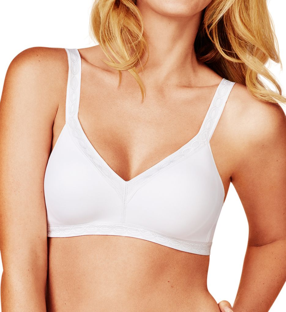 Warner's Just You Wire Free 2-Ply Bra