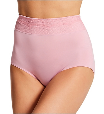 Warner's No Pinching. No Problems. Brief Panty with Lace