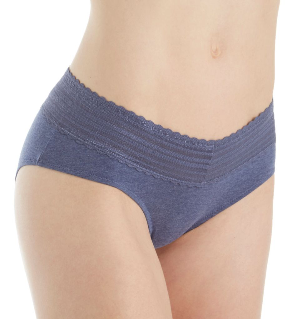 Warner's No Pinching No Problems Cotton Hipster Panty