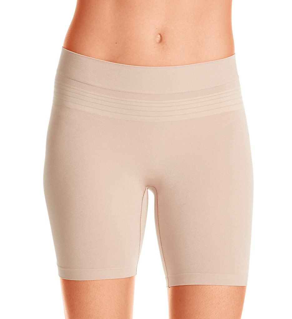Warners - Warners RW5511P No Pinching No Problems Seamless Sleek Short (Toasted Almond S)