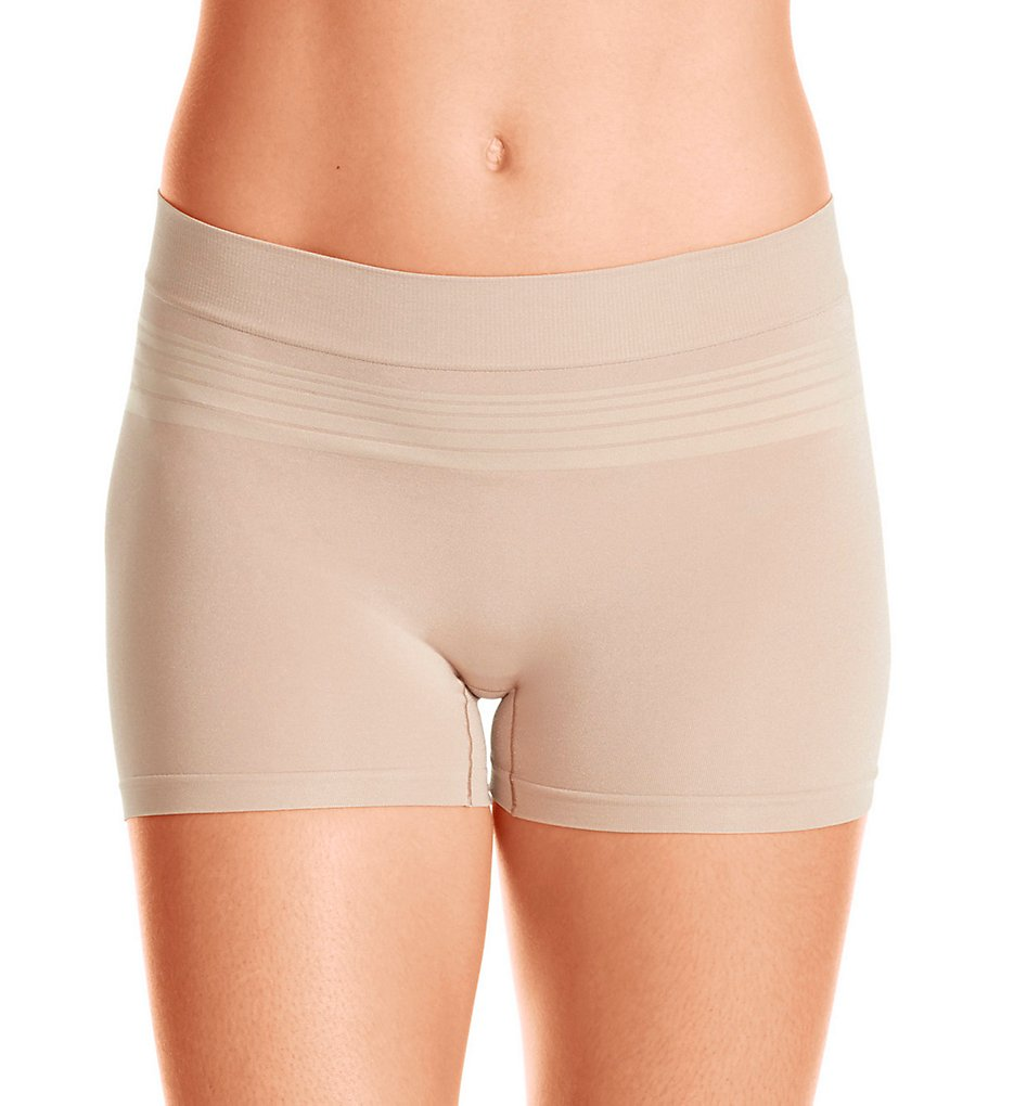 Warners : Warners RW9511P No Pinching No Problems Seamless Boyshort Panty (Toasted Almond S)