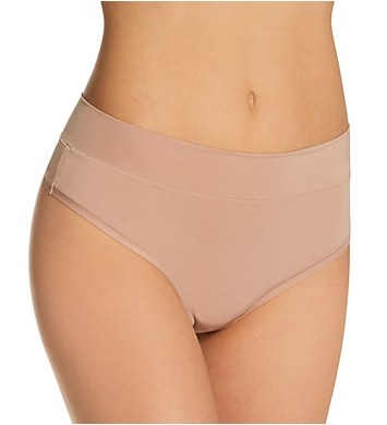 Warner's Easy Does It One Size High Waist Thong