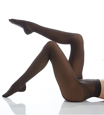 Wolford Satin Opaque Nature Tights
