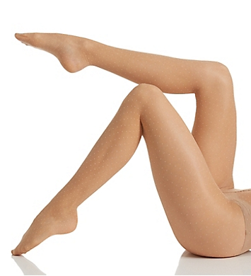 Wolford Nola Square Spot Tights