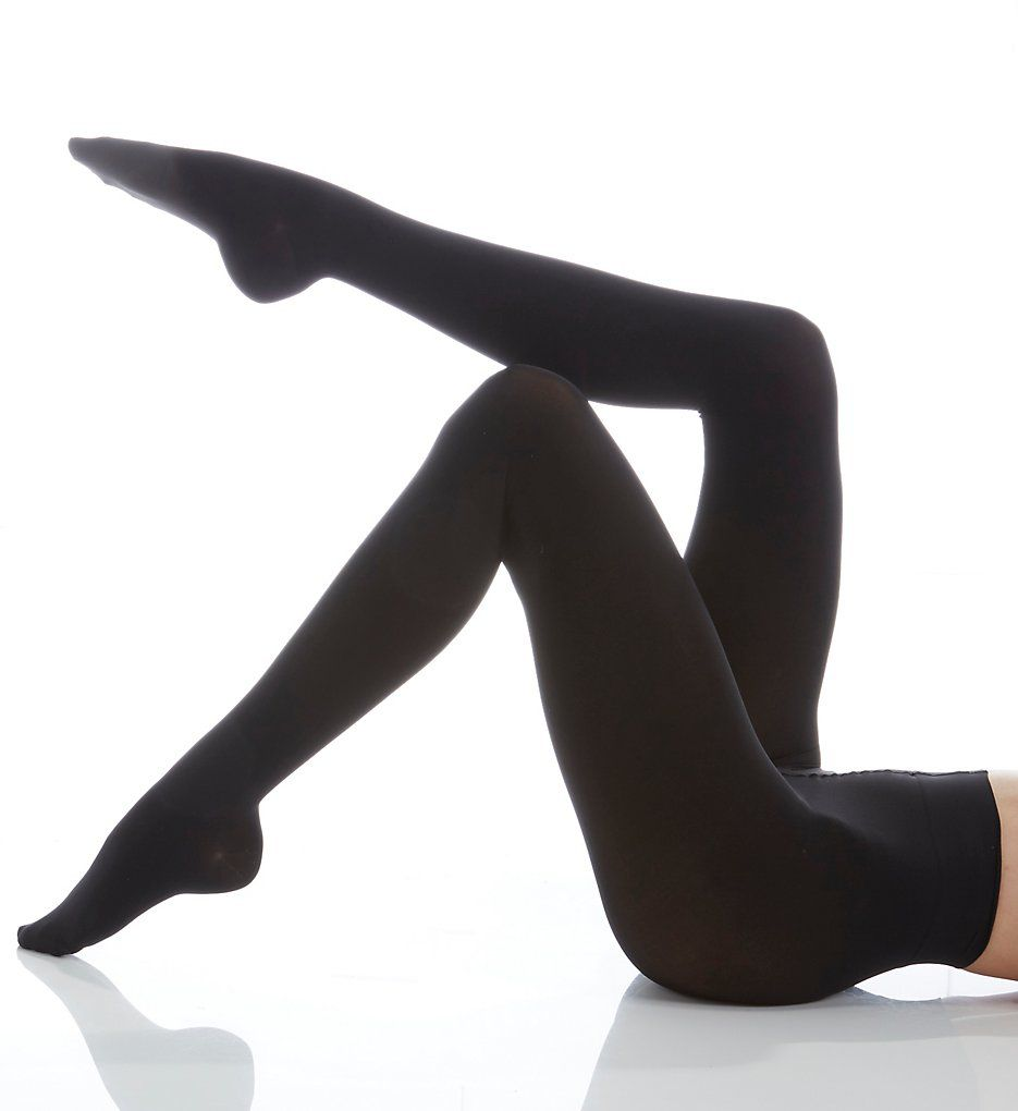 Wolford Velvet 66 Denier Tights with Medium Leg Support