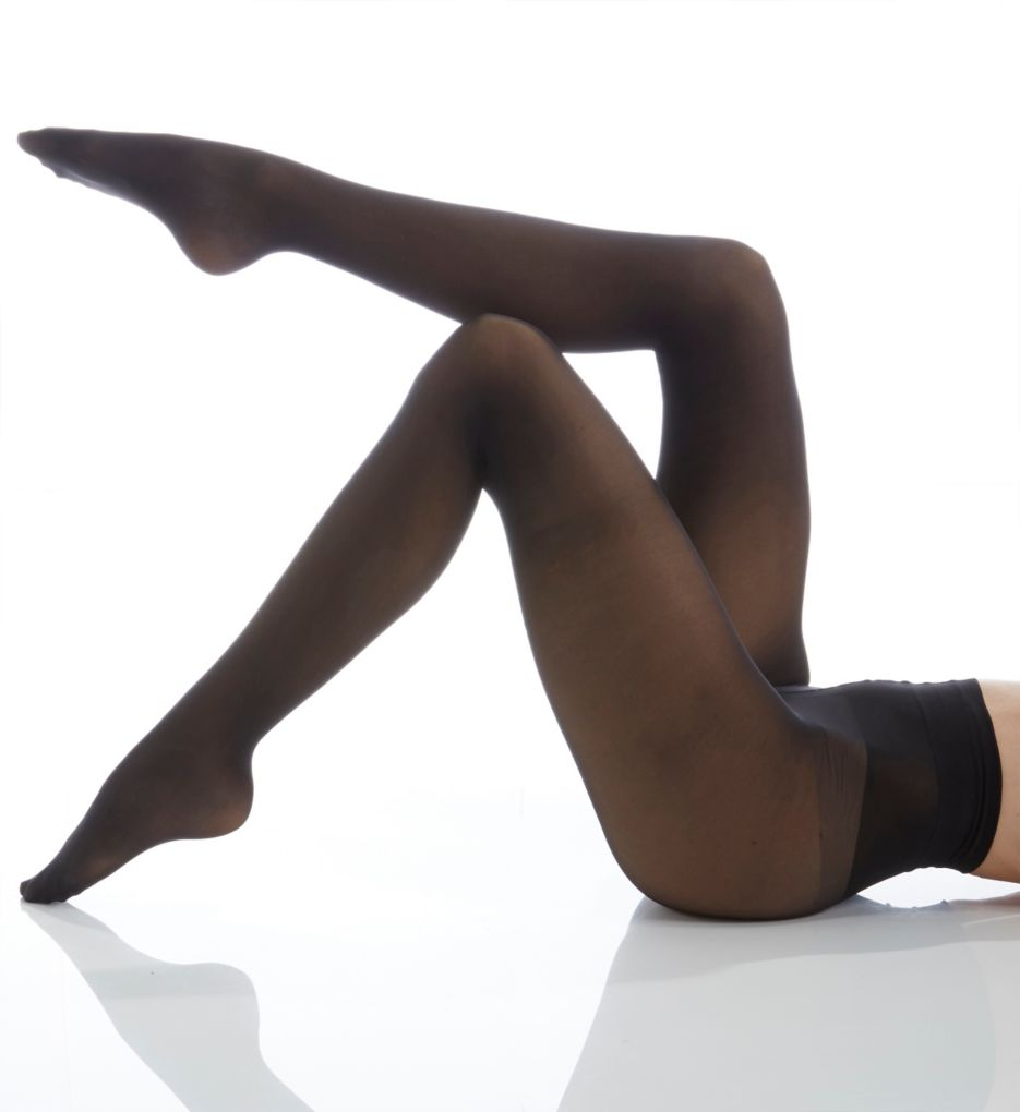 Wolford Comfort Cut 40 Denier Tights with Custom Waistband