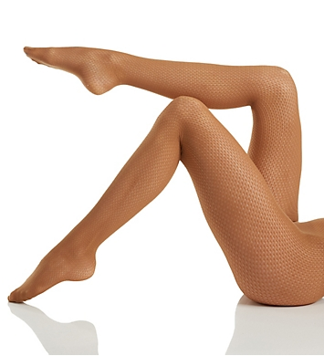 Wolford Rhomb Net Tights