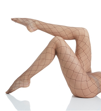 Wolford Chrissie Graphic Style Net Tight