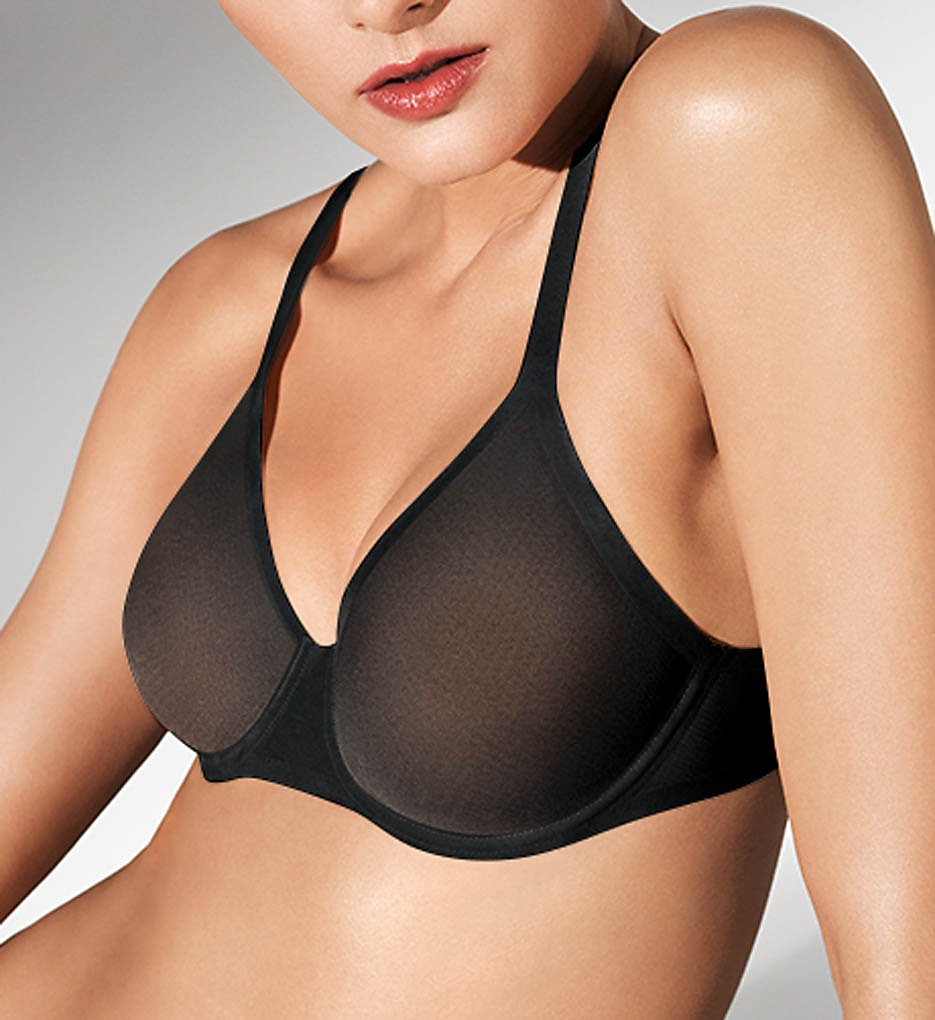 Wolford 69571 Tulle Molded Underwire Bra
