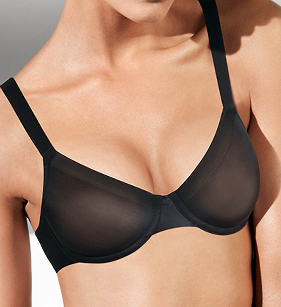 Wolford 69615 Sheer Touch Underwire Bra
