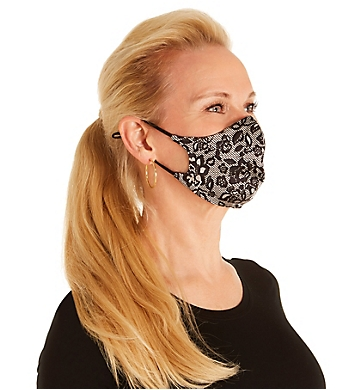 Wolford Lace Silk Mask