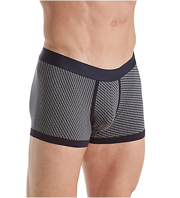 Zimmerli Linear Compositions Cotton Boxer Brief