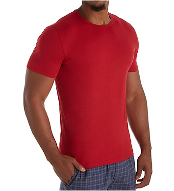 Zimmerli Winter Moments Short Sleeve T-Shirt