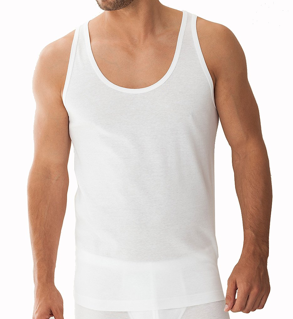zimmerli 2205066 business class tank (white s)