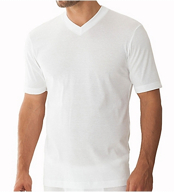Zimmerli Business Class V- Neck T-Shirt