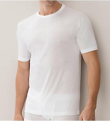 Zimmerli Business Class High Crew Neck T-Shirt